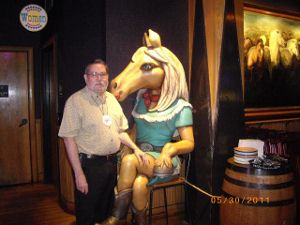 N 118 Wild Horse Saloon