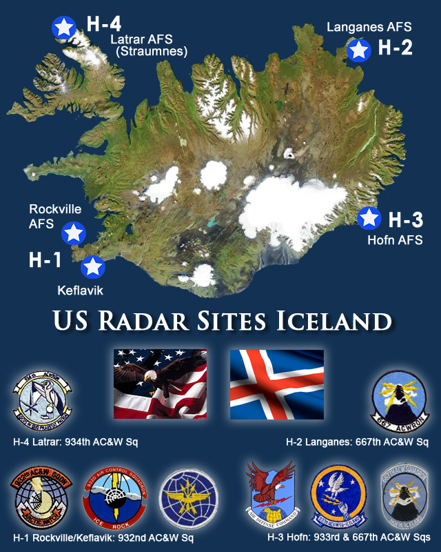 US Radar Sites Iceland
