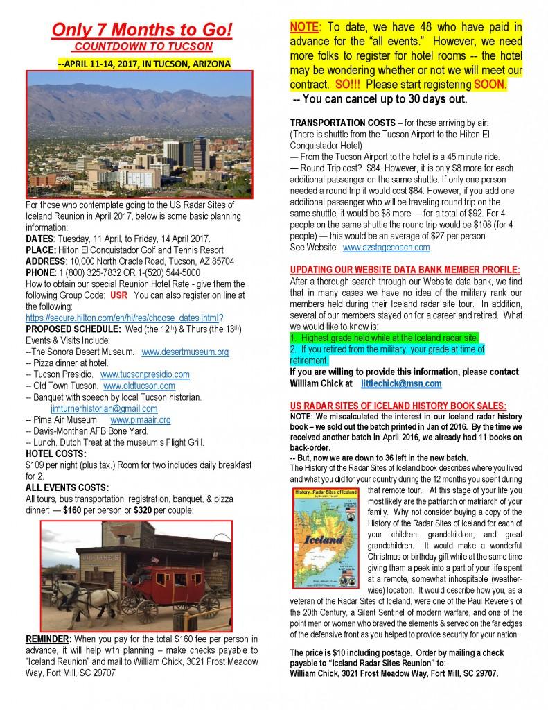 WEBSITE EMAIL NEWS RELEASE September 2016